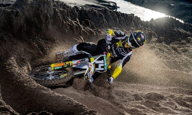 MX2 Husqvarna Factory Racing Team