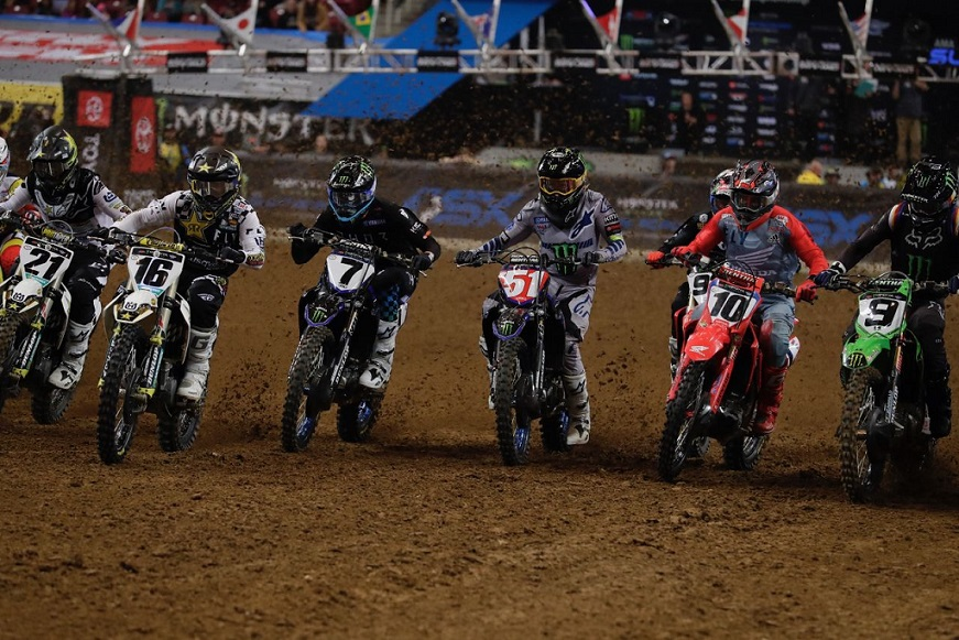 VIDEO: Supercross Round 2