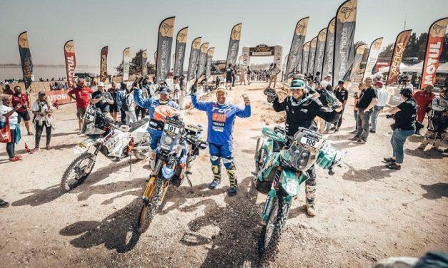 África Eco Race; mexicano en podio