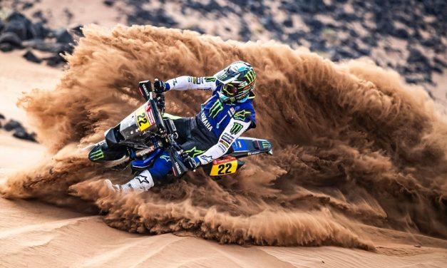 Rally Dakar: Yamaha Rally Team
