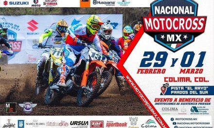 Colima, 2ª Fecha Nacional de Motocross