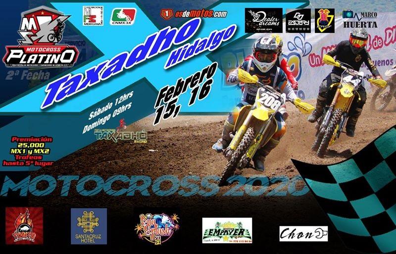 2ª fecha de Motocross, Platino Plus