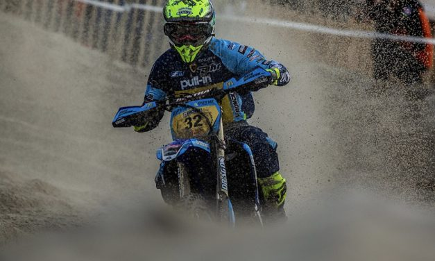 VIDEO: Enduropale du Touquet 2020
