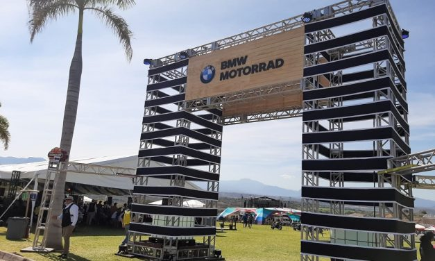 BMW Motorrad Days México 2020