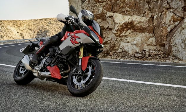 BMW Motorrad Days; F900 R y F900 XR