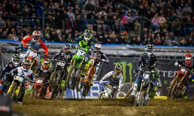 Oakland – 5º Round de Supercross