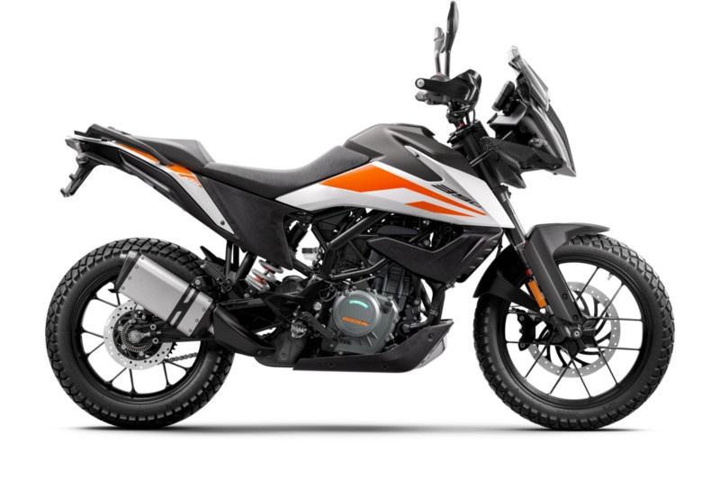 KTM 390 Adventure en México