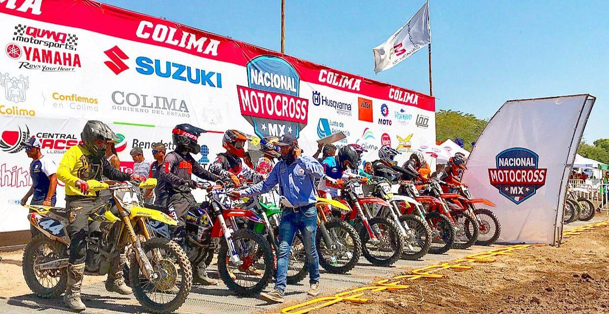 Resultados, 2ª  fecha del Nacional de Motocross