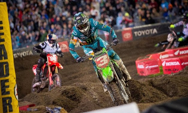Supercross en Daytona, 2020