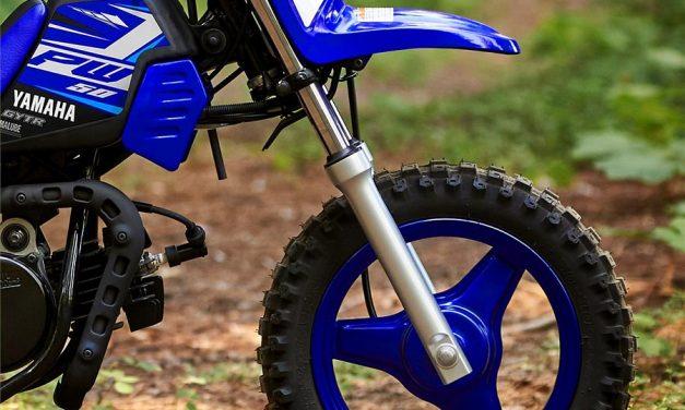 De Yamaha Y-Zinger a PW50