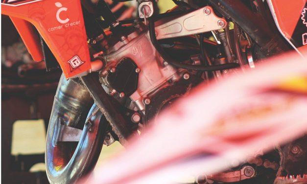 MX 125cc 2T: La transición