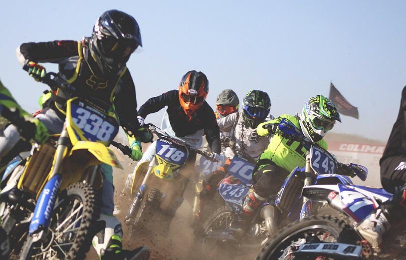 Nacional de Motocross: agosto 2020