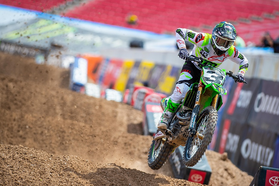 Regresa el AMA Supercross