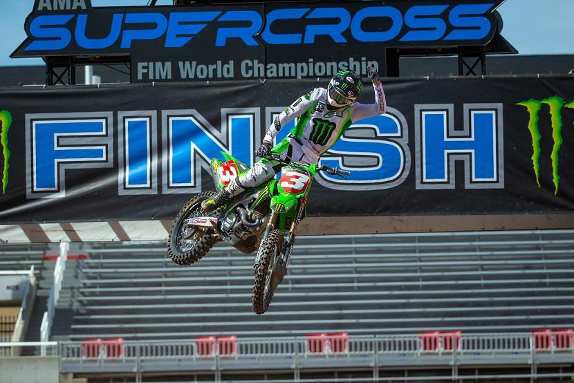Campeones 2020 de Supercross