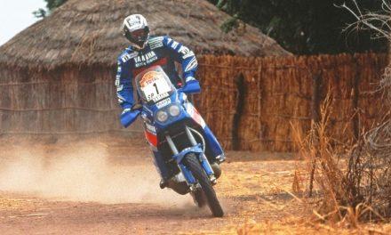 Peterhansel y su Historia en el Dakar