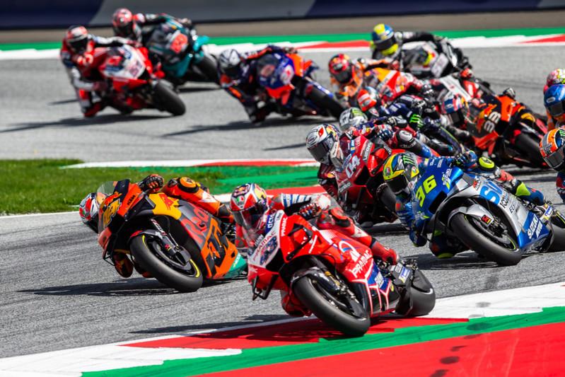 VIDEO: Terrible accidente en MotoGP