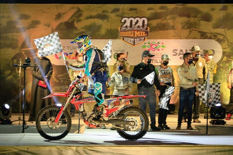 Rally Coahuila 1000, edición 2020