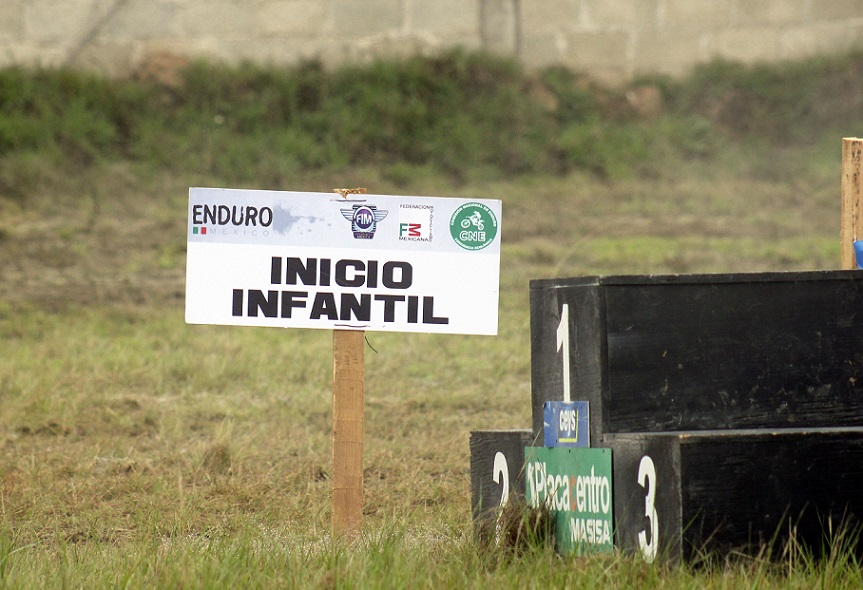 Nacional de Enduro, hasta nuevo aviso