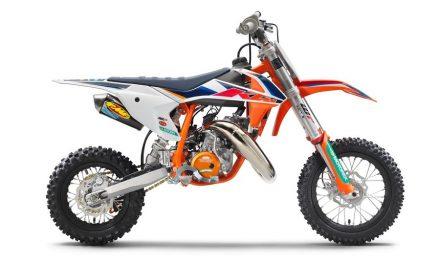 KTM 50SX Factory Edition