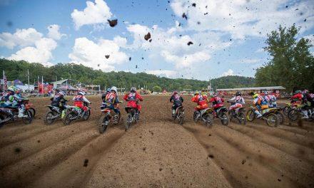 Pro Motocross con 5,000 espectadores