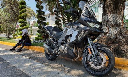 Kawasaki Versys 1000: Sorprendente
