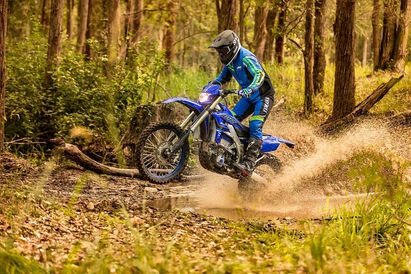 Nueva Yamaha WR 450 – 2021