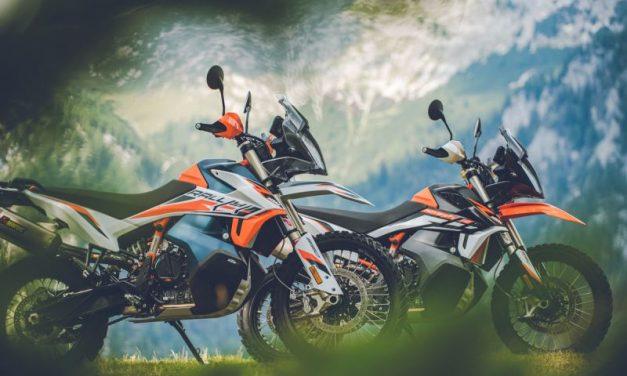 890 Adventure R & Rally 2021