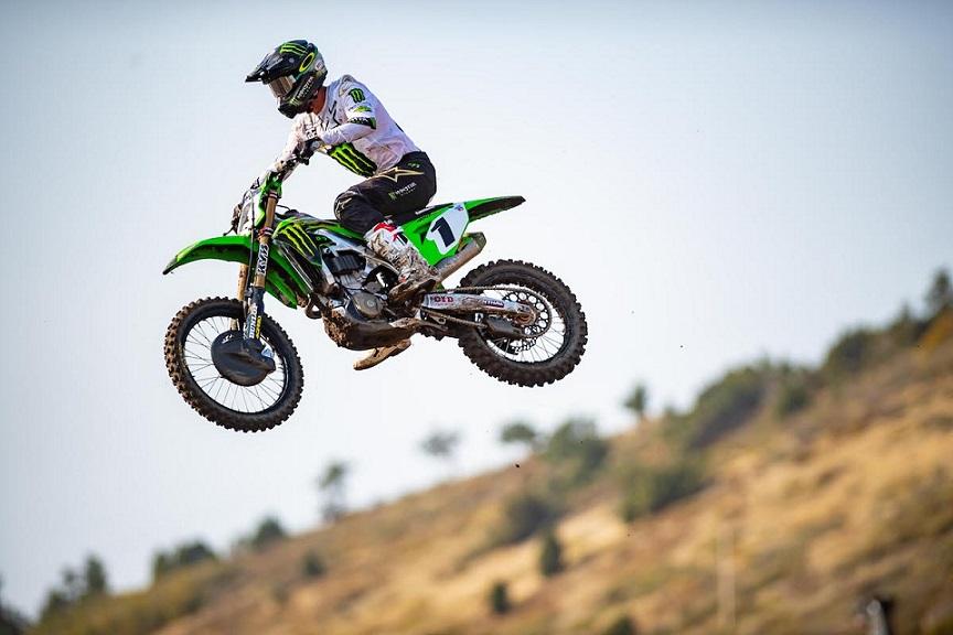 Penúltima fecha del Pro Motocross