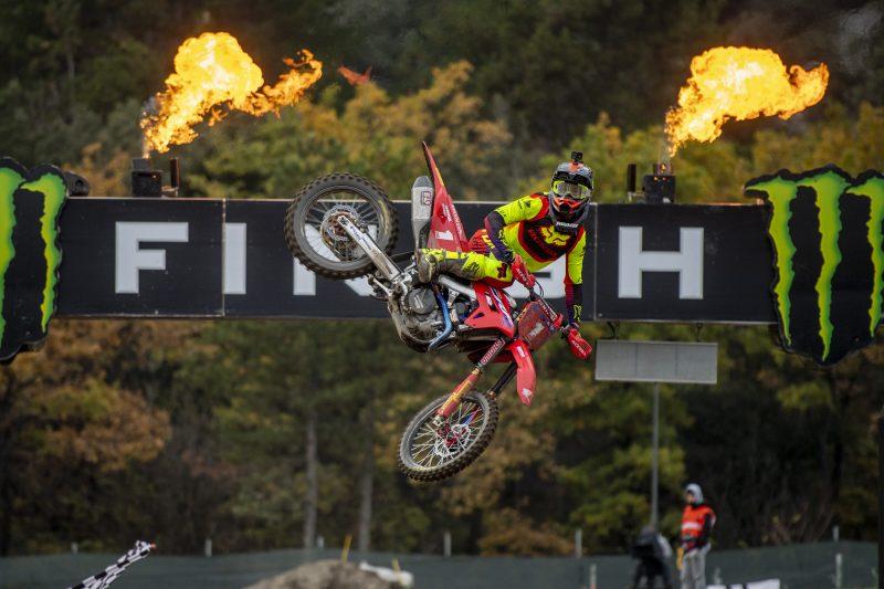 Tim Gajser Campeón Mundial de Motocross
