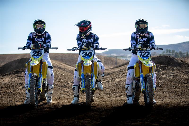 Suzuki Supercross 2021