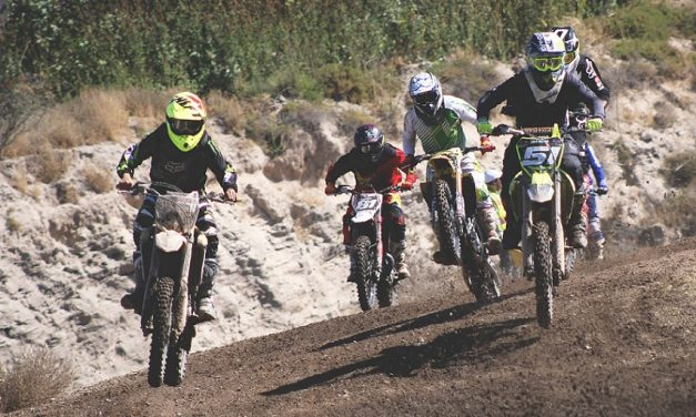 Calendario de Motocross Platino Plus