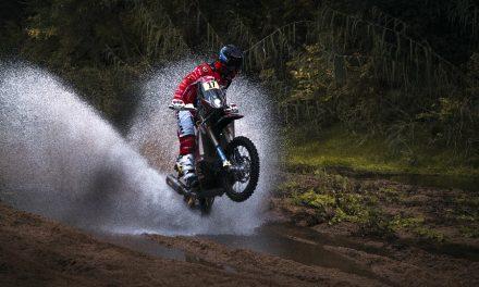 Rieju en el Rally Dakar