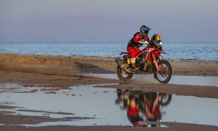 Etapa 9 del Dakar, caídas y abandonos