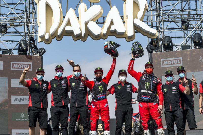 Histórico: Kevin Benavides gana el Dakar