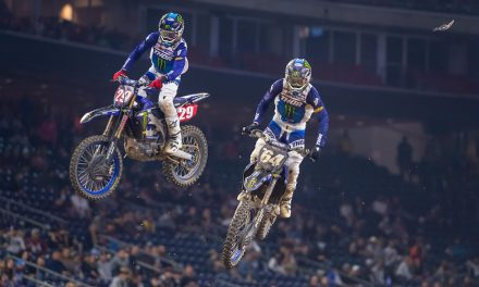 Videos y resultados; Supercross Round 3