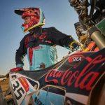 Rally de Marruecos con 2 mexicanos