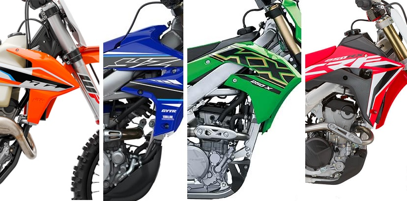 Cross Country 250 4T – 2021
