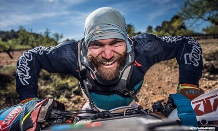 Juan Pablo Guillén concluye con éxito el Dakar