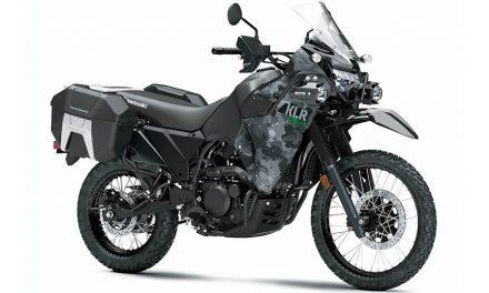 La Kawasaki KLR650 está de regreso