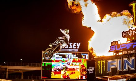 Supercross Round 8; Resultados y videos