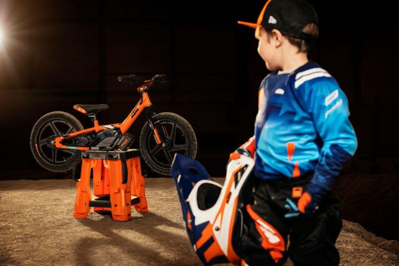 Bicicletas eléctricas KTM STACYC