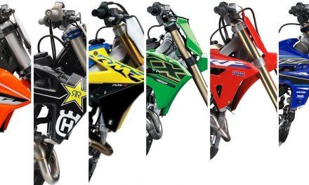 Las Grandes del Motocross: 450cc