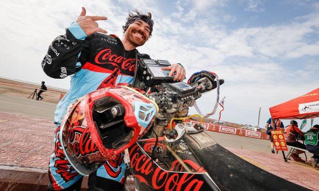Entrevista con Juan Pablo Guillén; Dakar 2021