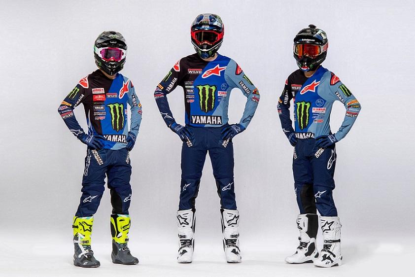 Yamaha Factory MXGP Team