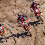 1/2 Equipo del KTM Factory Racing