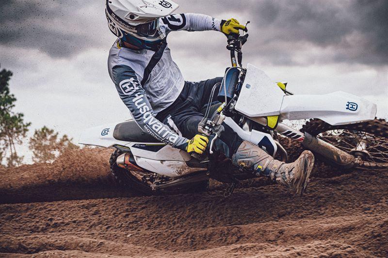 Husqvarna de Motocross 2022