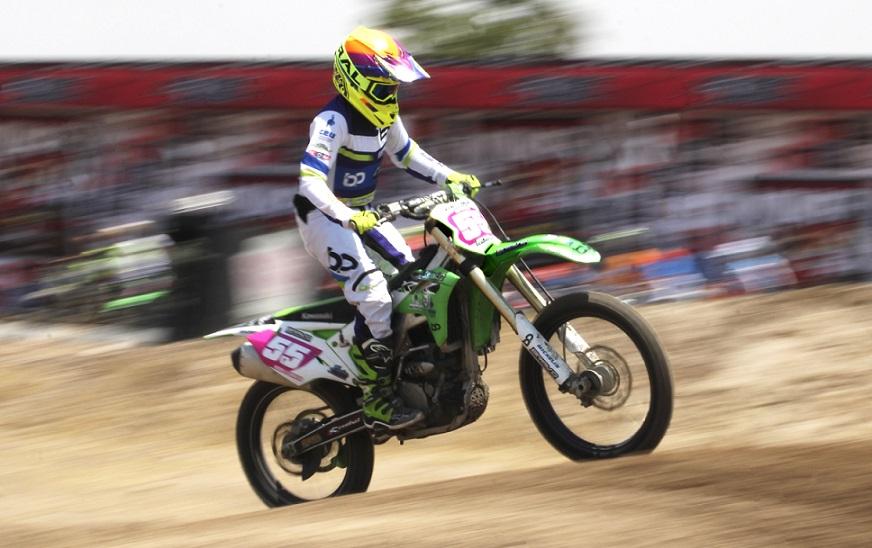Resultados, 1ª y 2ª Etapas de Motocross