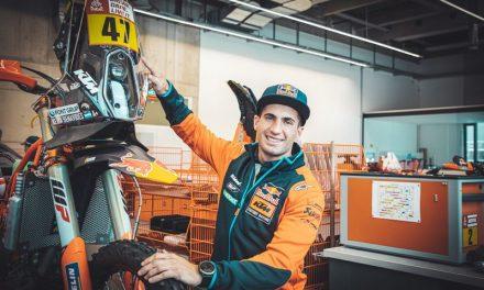 El ganador del Dakar 2021 firma con KTM