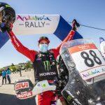 Joan Barreda gana el Rally de Andalucía