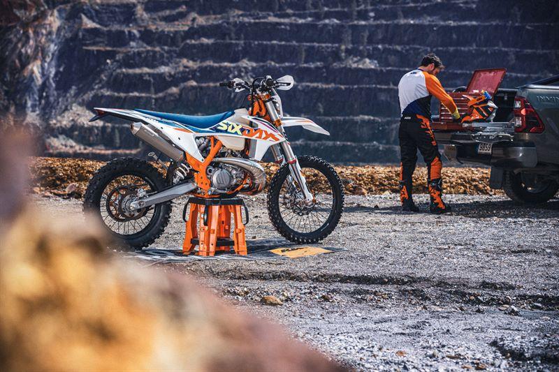 KTM 2022 de Enduro